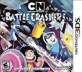 Cartoon Network: Battle Crashers (Nintendo 3DS, 2016)
