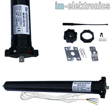 IM45 30 Nm TUBO MOTOR accionamiento para porsiana enrollable persianas Toldo