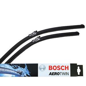 Audi A4 B8 Saloon Bosch Aerotwin Front Window Windscreen Wiper Blades