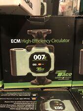 """Taco """"Evolve"""" 007e Ecm High-Efficiency Circulator Pump"""