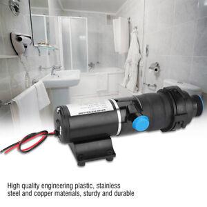 Zerhackerpumpe Fäkalienpumpe Abwasser Schmutzwasserpumpe für Wohnmobile Schiffe