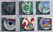 GB 2010 MEDICAL BREAKTHROUGHS SET MNH