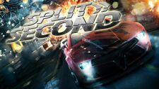 Split Second game key STEAM (global, for PC, Region Free US/UK/EU)