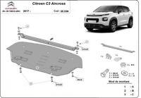 Cubre carter metalico Citroen C3 Aircross - (2017-2018)