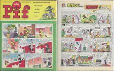 Le journal de PIF GADGET Vaillant / N° 1193 / MARS 1968