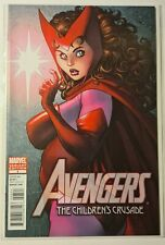 Avengers The Childrens Crusade #3 1st Print Art Adams Scarlet Witch Variant - NM