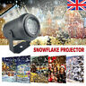 Outdoor LED Lights Shape Star Projector Projected Christmas Xmas Themes laser