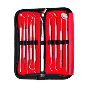 Dentale Kit Sbiancamento Tartaro Professionale l'igiene Pulizia Denti IT