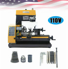 CT125 3-in-1 Micro Multi-function Machine Drilling and Milling Lathe machine US