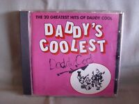 Daddy Cool- Daddy´s Coolest- 20 Greatest hits- CASTLE Australasia WIE NEU