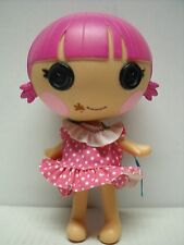 "2011 MGA Lalaloopsy Doll Little Sister Messy Face Yum 7"" Doll"