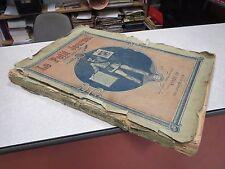 ALBUM RELIURE LE PETIT JOURNAL SUPLEMENT ILLUSTRE ANNEE 1906 Russie Aviation*