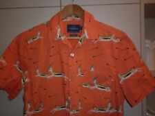Vintage Cotton Hawaiian Casual Shirts for Men