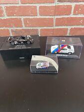 Minichamps BMW M1 Procar, V12 LM, 1:43 McLaren F1 GTR 1:64 models