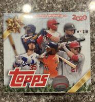 Topps Holiday 2020 Mega Box Sealed MLB Baseball Lot Of 2 FREE SHIPPING