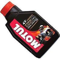 Olio Motore Moto Motul 7100 4T 10W40 100% Sintetico ESTER MA2 - 4 litro lt