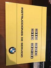 Manual de usuario BMW Serie 3 E21 Nuevo Español 316 318 320 323