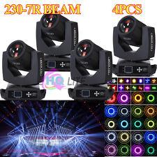 230w Osram 7R Beam Zoom Moving head Light dmx 16/20ch 16 Prism DMX DJ Show Party