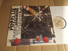 POPPI UK - SUNSEEKERS - LP - COMMUNITY 3 39110-1 - NL 1991