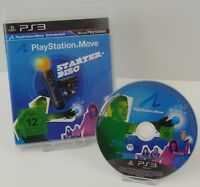 PS3 Playstation 3-  Starter Disc PlayStation Move - OVP