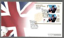 GB 2012 LONDON PARALYMPIC GAMES FDC - NATASHA BAKER EQUESTRIAN FREESTYLE