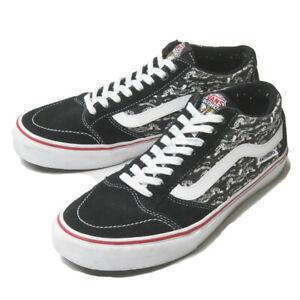 VANS x ANTI HERO TNT SG US9.5(27.5cm) Black/Trujillo VANS PRO Sneaker shoes