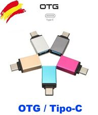 USB 3.1 Tipo C USB 3.0 OTG Adaptador Datos Sync Adapter Pro Air MacBook Nokia