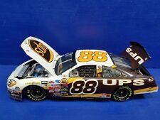 2004 - Action NASCAR Dale Jarrett #88 UPS Raced Version Daytona 1:24 Scale