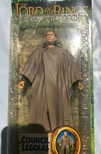NEW Lord Of The Rings Fellowship Of The Ring Council Legolas
