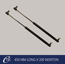 1 Pair 450mm x 200n Metal Gas Struts Caravan Camper Trailer Canopy Toolbox