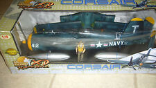 1/18 Scale 21st Century Ultimate Soldier Navy F4Y-1D Corsair #10127 in Box