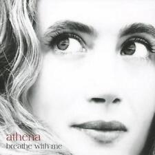 Athena : Breathe With Me CD (2008) ***NEW***