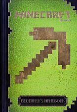 Minecraft - The Official Beginners Handbook *Brand New*