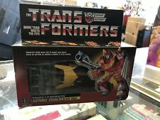 HOT ROD VINTAGE G1 TRANSFORMERS 2018 RE-ISSUE