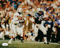 COLTS John Mackey signed photo 8x10 w/ #88 JSA COA AUTO Autographed Baltimore
