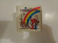 Vtg Lady Mate Music Trinket Box Twinkle Aki Japan Sanrio It's a Small World Rare