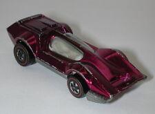 Redline Hotwheels Magenta 1971 Bugeye oc12402