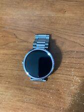 Motorola Moto 360 46mm Metal Case Silver Link Bracelet(Unlocked) - (00421NARTL)