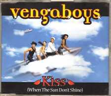Vengaboys - Kiss (When The Sun Don't Shine) - CDM - 1999 - Eurodance 7TR