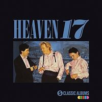 Heaven 17 - 5 Classic Albums [New CD] UK - Import