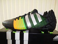 NEW,  ADIDAS  NITROCHARGE 2.0  M29852  FOOTBALL  BOOTS   U.K.  SIZE  8