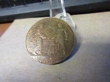 1900 Paris Universal Expo / Monnaie De Paris by A. Paty Bronze medal 38mm