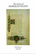 Letters of Marsilio Ficino, Hardcover by Language Department of the School of...