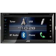 JVC KW-V320BT  Autoradio 2 DIN DVD USB bluetooth