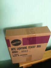 Excellent  Stacey Nite Lightning  DOLL Barbie Gold Label J 0964 NIB in MINT