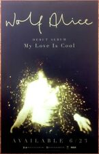 WOLF ALICE My Love Is Cool 2015 Ltd Ed RARE New Poster +FREE Indie Rock Poster!