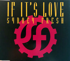 Sydney Fresh Maxi CD If It's Love -  France (EX/EX)