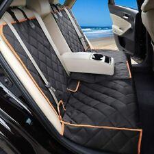 New ListingDog Car Seat Cover Waterproof Non-Slip Bench Dog Car Seat Cover for Back Seat
