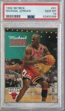 1992/93 Skybox Michael Jordan #31 PSA 10