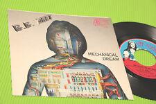 "G G TONET 7"" MACHANICAL DREAM ORIG ITALY 1980 NM !!!!!!!!!!!!!!!!!!!!!!!!!"